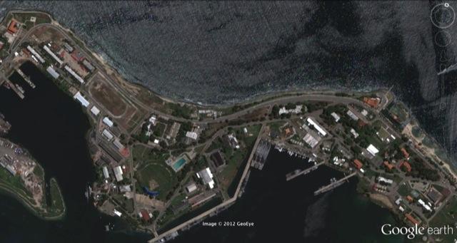 Circuito Base Naval Agustin Armario