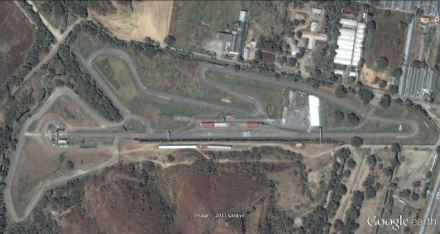 Autodromo Pancho Pepe Croquer